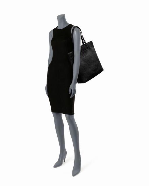 Michael Kors Jet Set Monogramm Neopren Tasche Schwarz Neopren 2 #bagsandpurses#jewellery|#jewellerydesign}