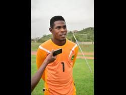 I am a natural leader - Blake ... Reggae Boyz captain confident ahead of Suriname challenge - Jamaica Gleaner