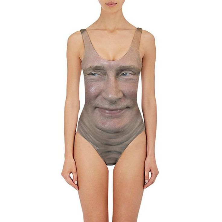 World Leaders' Faces on Swimsuits: Must Have or Must Destroy? You Decide!