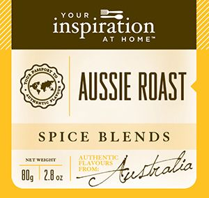 The classic flavour of an Aussie roast at your fingertips in an easy-to-use, versatile blend. Perfect for lamb - use as a rub prior to cooking or add to basting juices. Delicious as a marinade with beef or chicken or try a sprinkle on potatoes. Connect with an AYRFCI Fundraising Partner for More Info