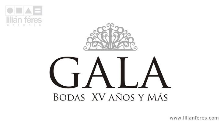 Logotipo Para 15 Anos: Diseño De Logotipo Para Tienda De Vestidos De Bodas, XV