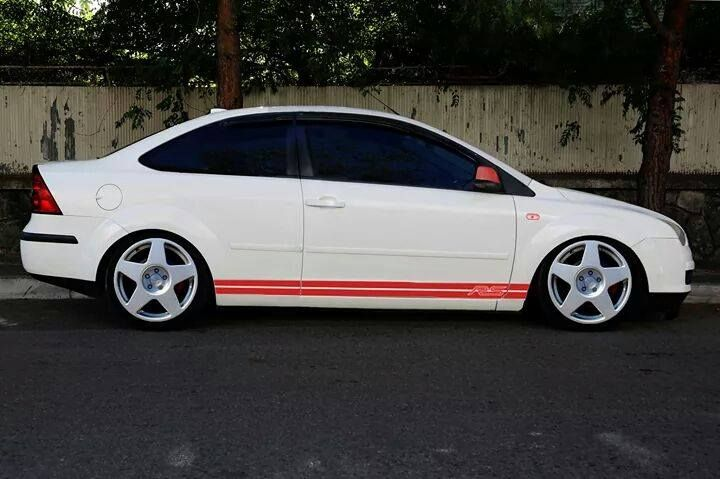 low ford focus 2 sedan tuning ford focus st tuning. Black Bedroom Furniture Sets. Home Design Ideas