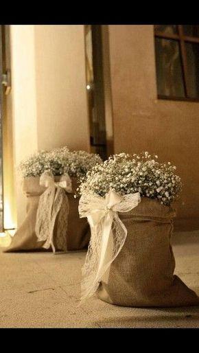 Addobbi Floreali Matrimonio Rustico : Pin by alicou sabrina on challenge in 2019 cerimonie matrimoniali