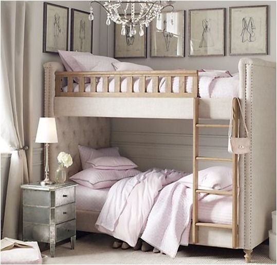 Centsational Girl » Blog Archive » Bunk Beds for a Girl