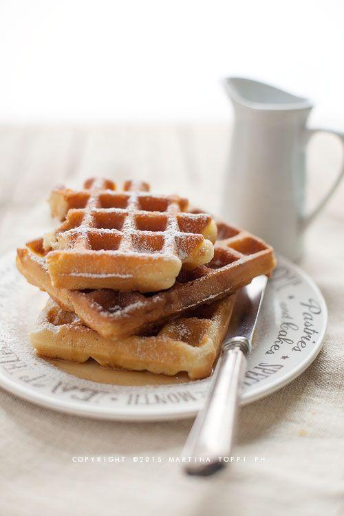 Crispy waffle - Trattoria da Martina - cucina tradizionale, regionale ed etnica