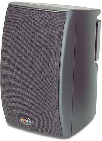8. Polk Audio RM6751 Satellite Speaker (Single, Black)