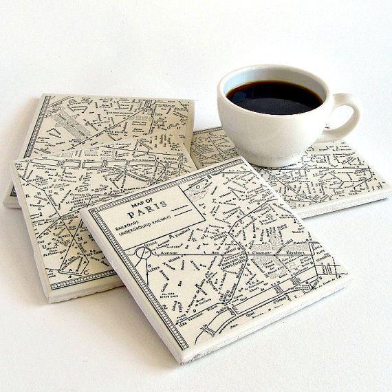 29 Best Coasters Images On Pinterest Drink Coaster Set
