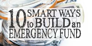 Smart Ways to Build an Emergency Fund Sidebar