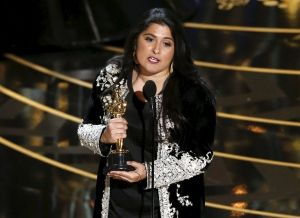 Sharmeen Obaid-Chinoy, Oscar winner, says Canada informs her work  (CBC News 29 February 2016)