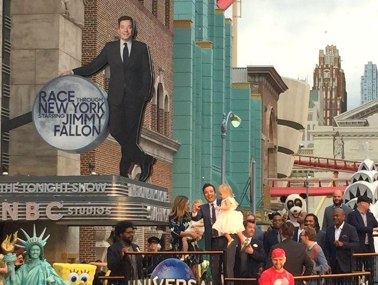 """Nova atração """"Race Through New York Starring Jimmy Fallon"""" está aberta no Universal Orlando"""