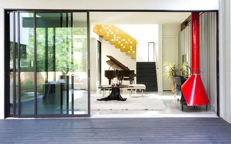 Best 25 Midcentury Fireplaces Ideas On Pinterest Brick