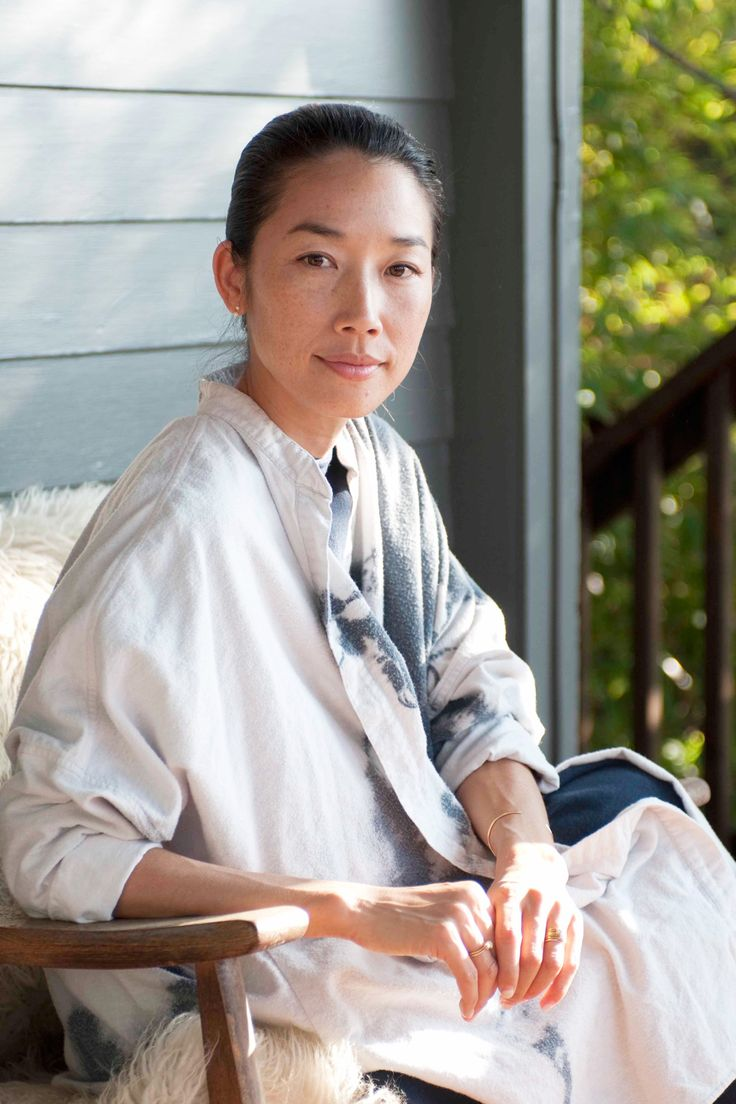 """My Style: Inside Momo Suzuki's Chic Abode #refinery29 http://www.refinery29.com/2013/10/56019/momo-suzuki-interview#slide10 What goals do you have for Black Crane? Is there a certain direction you'd like to see it go in? """"Black Crane is a reflection of how I live. It's super simple and comfortable. Effortless elegance is my eternal goal for my creation."""""""