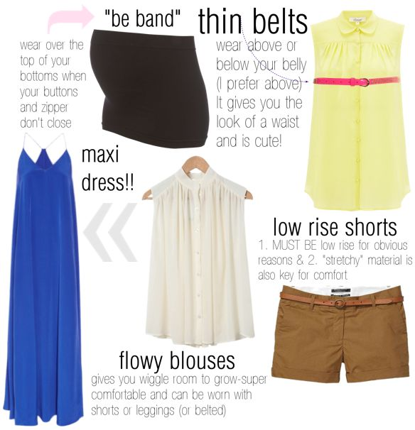 Must have maternity clothes