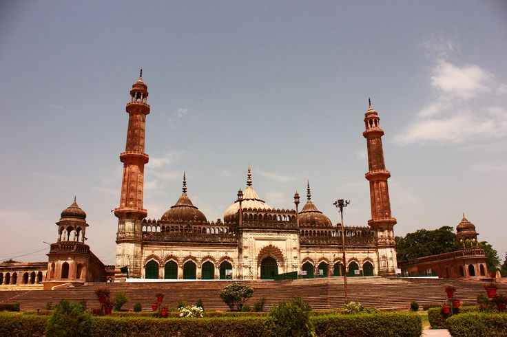Asif Mosque, next to Bada Imambara, Lucknow, Uttar Pradesh, India