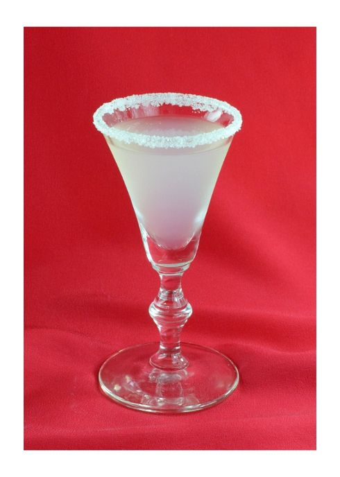 LEMON DROP SHOT - Certified yummy! Marvelous little drink that everyone will love.