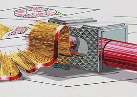 多摩美術大学生産デザイン学科プロダクトデザイン専攻:色彩構成