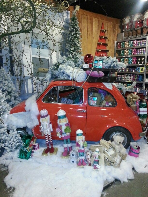 christmas fiat 500 fiat 500 pinterest fiat 500 and cars. Black Bedroom Furniture Sets. Home Design Ideas