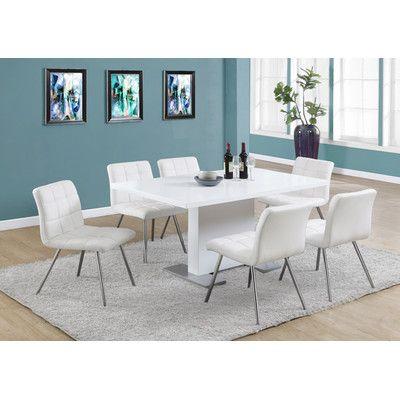 Monarch Specialties Inc Regina Dining Table