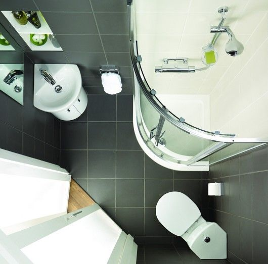Concept space from ideal standard offers infinite possibilities bathroom review small toilet - Small toilets for tight spaces concept ...