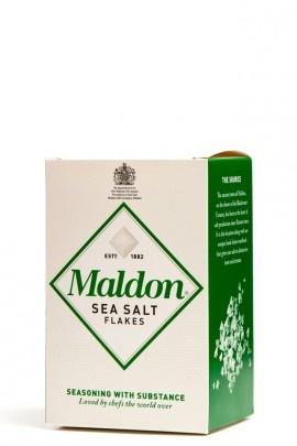 Our favorite Salt // Maldon Sea Salt Flakes