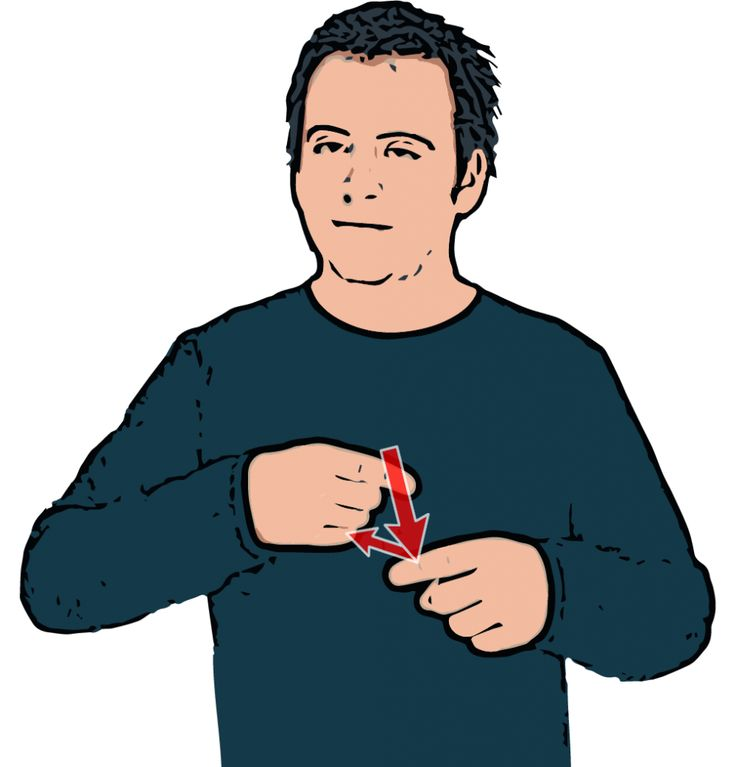 Quick Description: Extended index finger of dominant hand taps top of extended index finger of non-dominant hand. Definition: Moving or acting with speed Also Means: quickly, fast - See more at: http://www.british-sign.co.uk/british-sign-language/how-to-sign/quick/#sthash.GgnAA46Q.dpuf