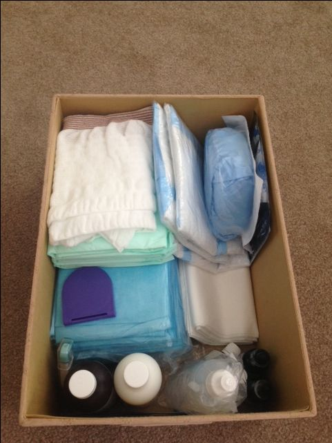 great article about how to prepare your home for a home (water) birth
