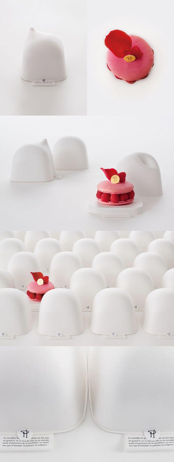 HARA Design Institute Pierre Herme Paris. When #packaging is art! PD