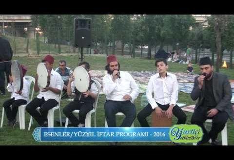 Gülzari Mualla Vakfı İftar programı – Yüzyıl/Esenler 2016 | Nurani Radyo Tv izle dinle Halveti uşşaki Fatih Nesli