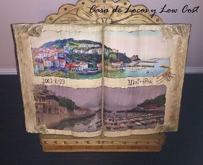 Las 25 mejores ideas sobre libro abierto en pinterest - Como hacer un libro antiguo ...