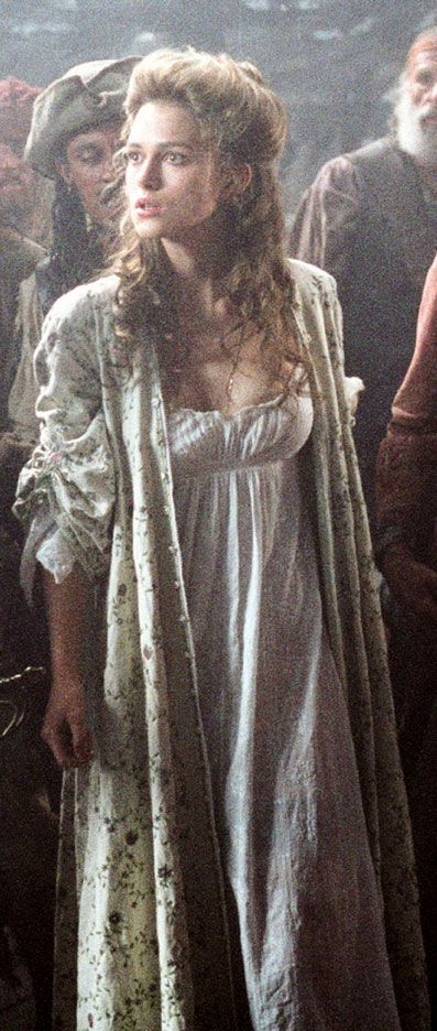 Elizabeth Swann - Pirates of the Caribbean: The Curse of the Black Pearl