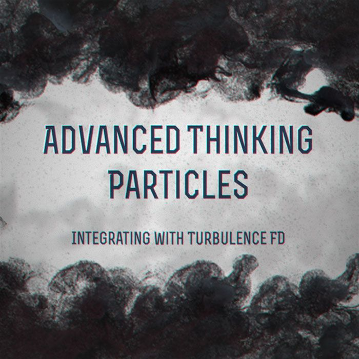 Advanced Thinking Particles in Cinema4D from Think Particle