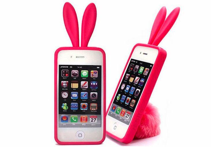 Rabito, il case per iPhone a forma di coniglio
