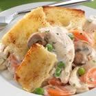 Chicken pot pie...comfort food