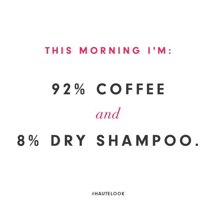 Friday morning grind!  LOL