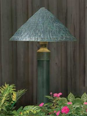 Hadco Rustic Path Lights - Low Voltage and Line Voltage - Call Brand Lighting Sales 800-585-1285 to ask for your best price!
