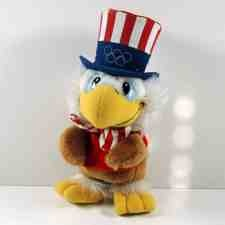 Sam the Eagle (mascot of Los Angeles Olympics in 1984): The Angel