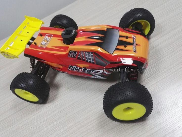 1/8 scale 4wd 21 level Engine Nitro RC Buggy, nitro rc car