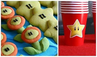 Super Mario Themed Birthday Party #SuperMario #Kids #Party Themes