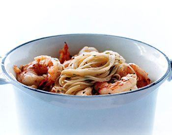 Shrimp Scampi recipe - SO SO Good!Easy Recipe, Fun Recipe, Food, Healthy Eating, White Wine, Shrimp Scampi Pasta, Pasta Recipe, Favorite Recipe, Dinner Tonight