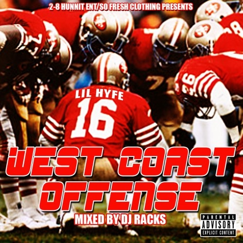 New Music: West Coast Offense by @LILHYFEOFFICIAL (Mixed by @DJRacks) http://bayareacompass.blogspot.com/2012/09/new-music-west-coast-offense-by-lil.html?spref=tw
