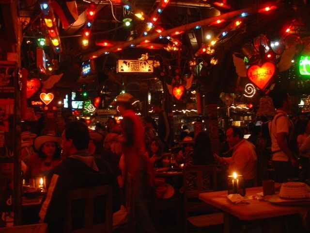 andres carne de res, colombia -- nightlife with a lot of flavor