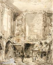 Tableaux et Dessins anciens et du 19e siècle - Vente N° 2657 - Lot N° 94   Artcurial   Briest - Poulain - F. Tajan