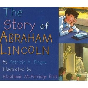 This title is suitable for ages toddler and upwards. This story introduces the most memorable events of Lincoln's life: his childhood in Indiana, his leadership during the Civil War, and his writing of the Emancipation Proclamation.