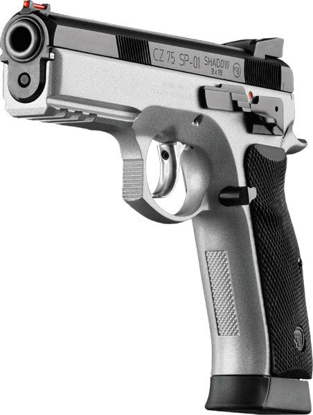 CZ 75 SP-01 Shadow 2 Tone  Loading that magazine is a pain! Get your Magazine speedloader today! http://www.amazon.com/shops/raeind