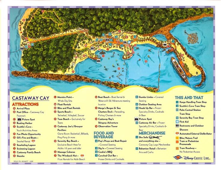 CastawayCayMap.jpg Photo:  This Photo was uploaded by keviekev05. Find other CastawayCayMap.jpg pictures and photos or upload your own with Photobucket f...