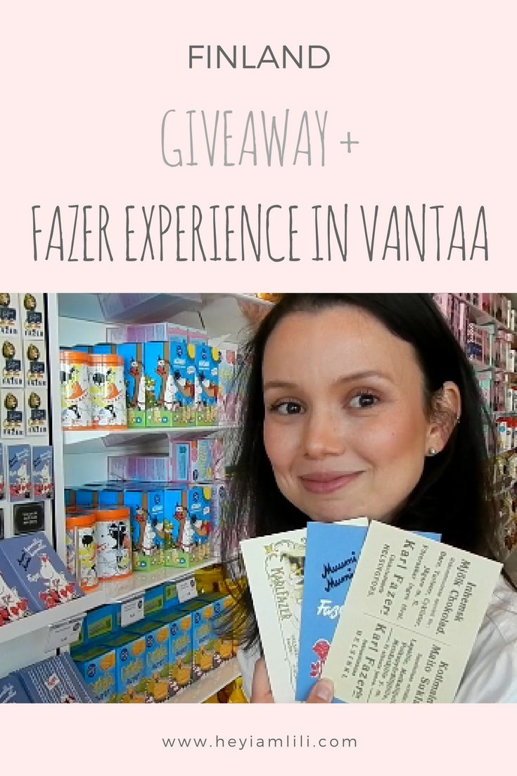 chocolate factory, Finland, Finnish chocolates, giveaway, grocery stores in Finland, tradicional Finnish things, travel, traveling in Finland, trip tips in Finland, trips, what to do in Finland, what to do in Helsinki, youtube giveaway