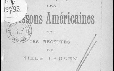 Los Cócteles Mundiales  : Les Boissons Américaines by Niels http://ibacocktails.blogspot.mx/2017/02/abc.html