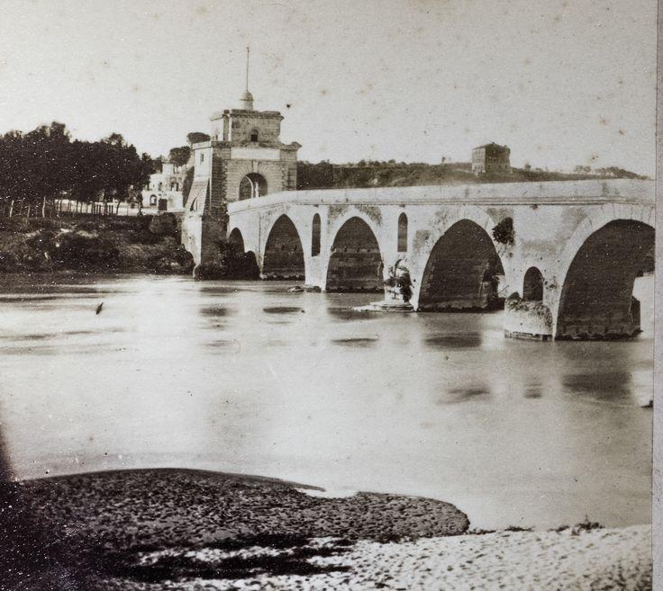 Ponte Milvio 1870/1880