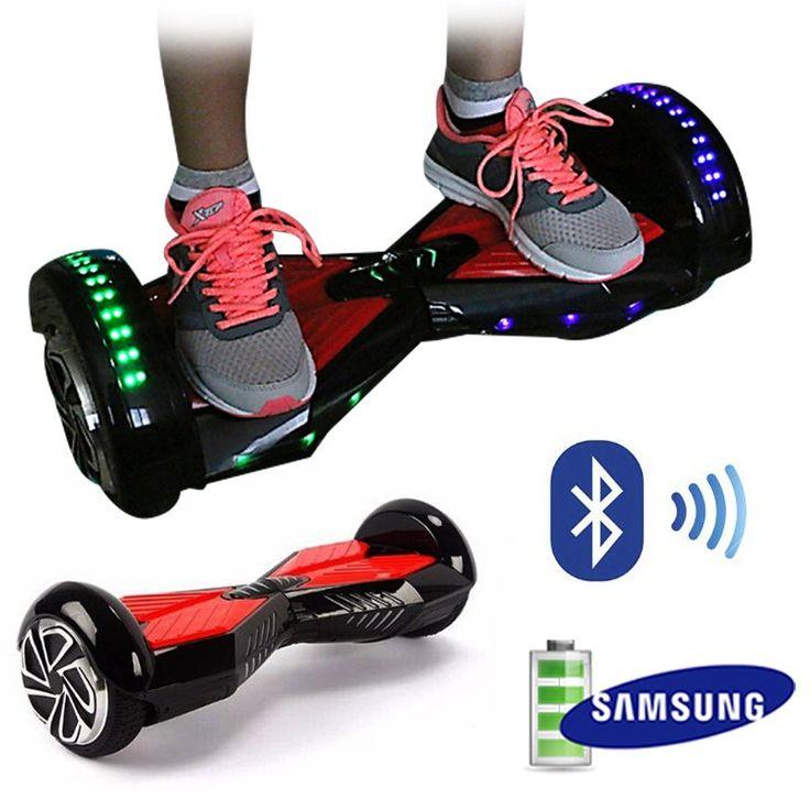 Patineta Electrica Scooter Bluetooth Malumeta Smart Balance