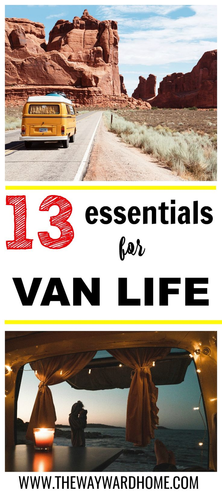 Living The Van Life Here Are 13 Camper Essentials
